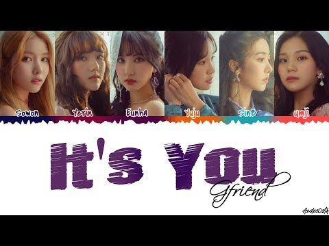 GFRIEND(여자친구) - 'It's You' (겨울, 끝) Lyrics [Color Coded Han/Rom/Eng]