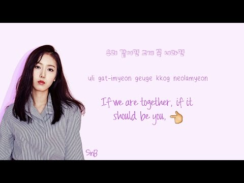 GFriend - Compass Lyrics (나침반) Han|Rom|Eng Color Coded